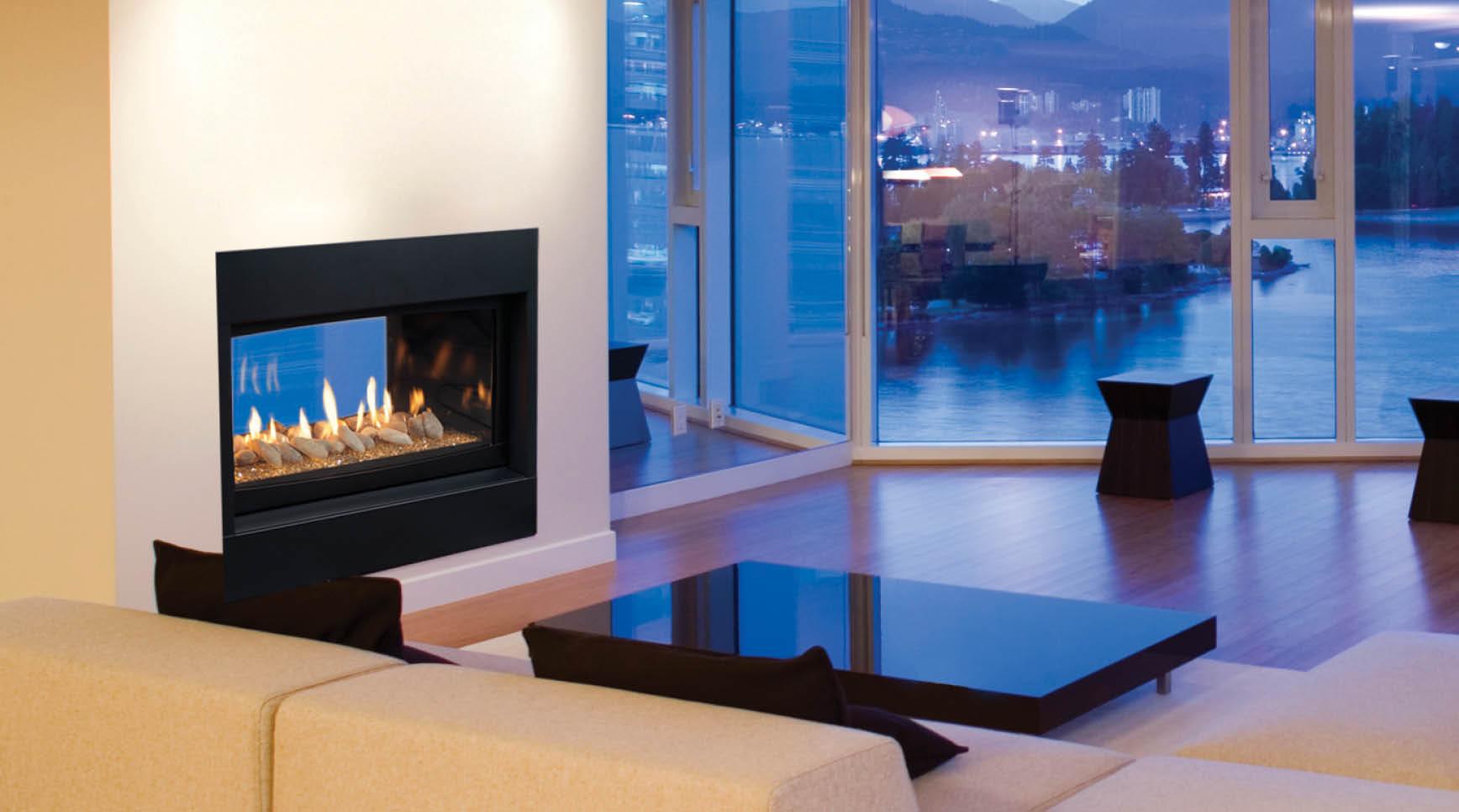 unique fireplaces we love boston design guide