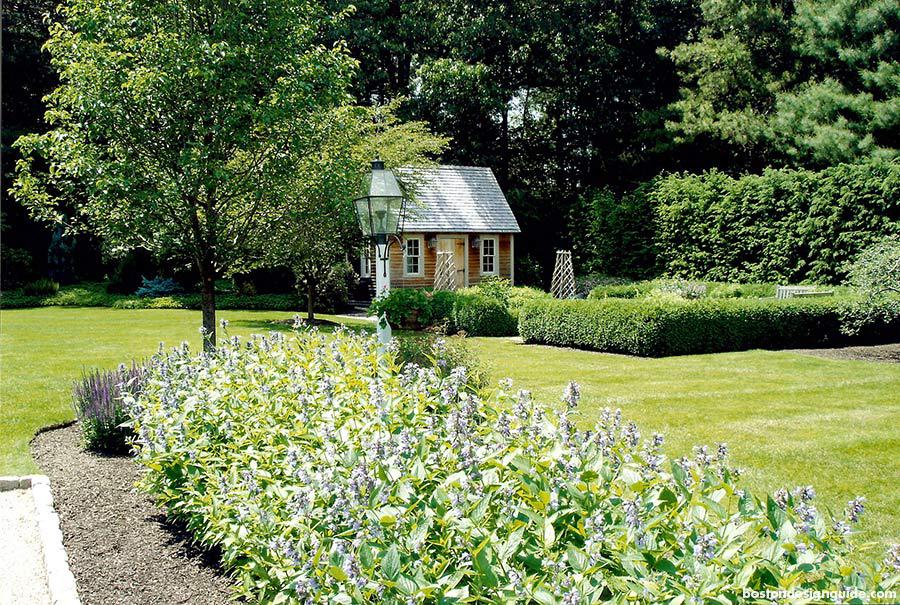 English garden yards landscape architecture