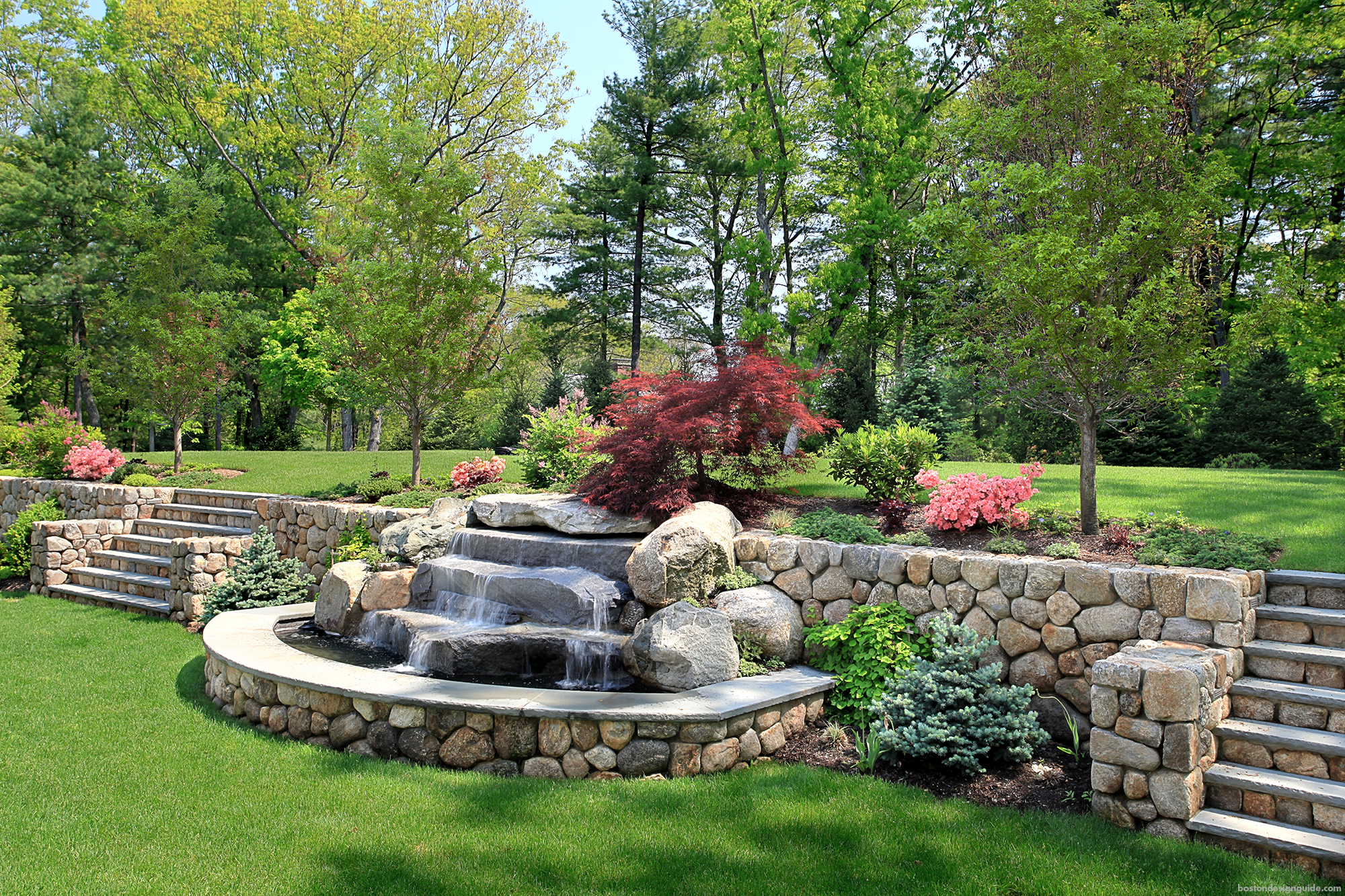 Home Landscape Architecture and design services