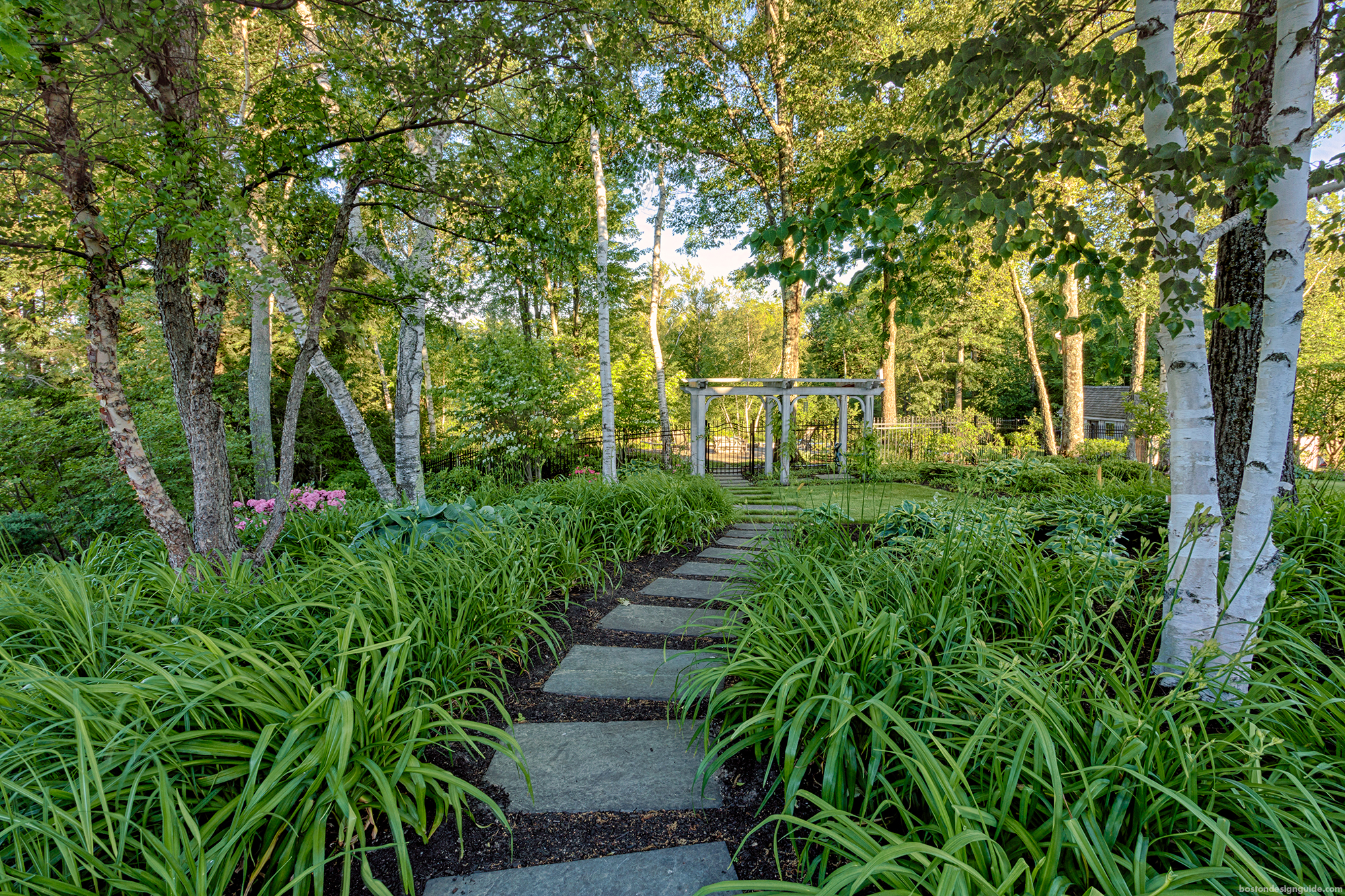 Home Garden Landscape And Walkway Design Landscape Architecture By  Pellettieri Associates, Inc.