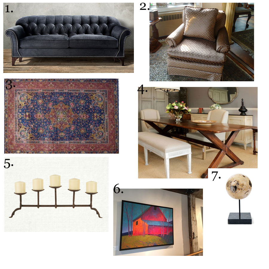 Get The Look: Penthouse Sophisticate