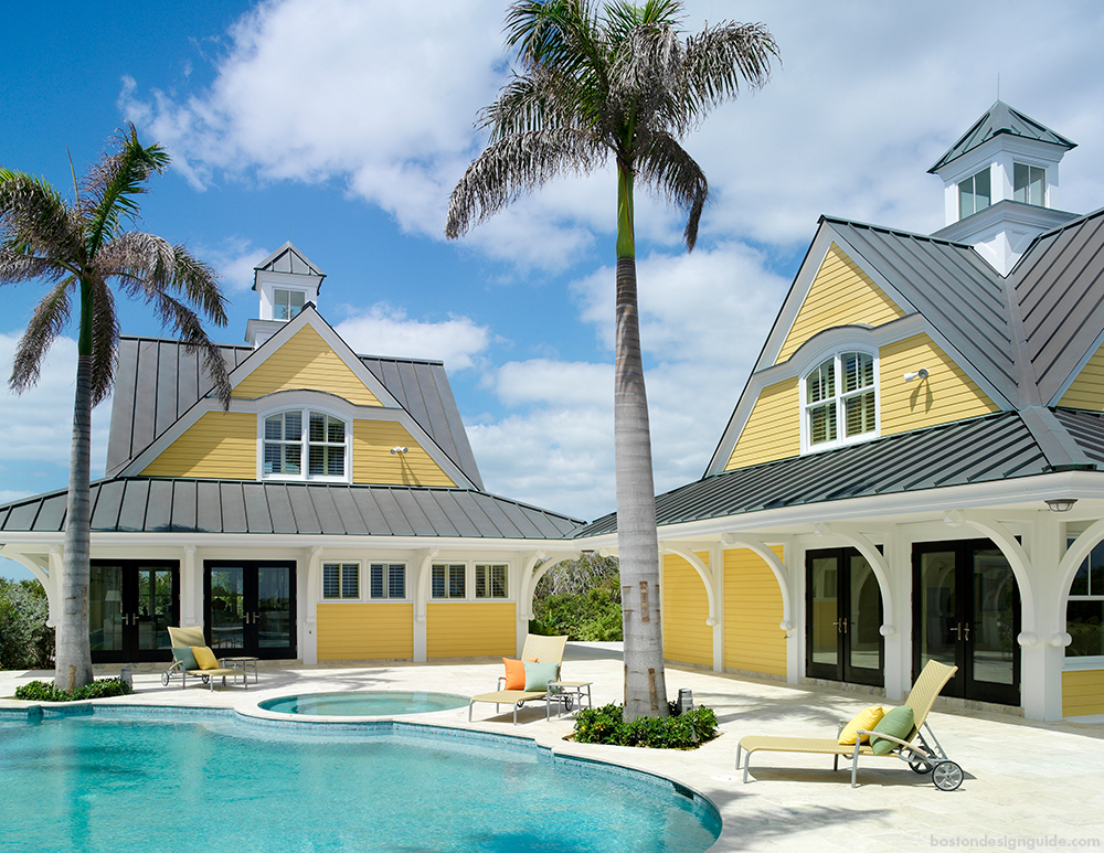 Pool terrace architecture pool spa beach home architect