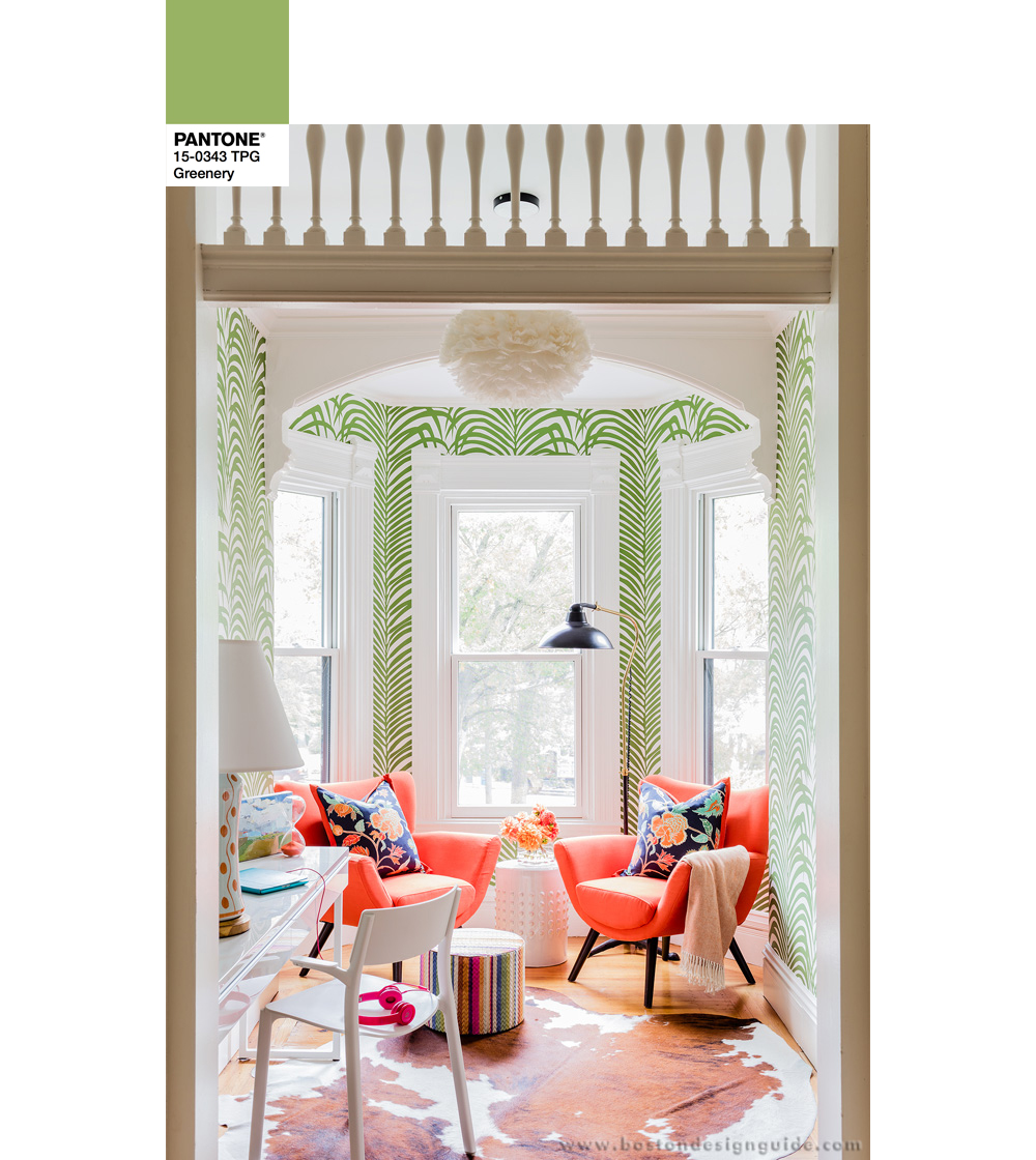 PANTONE Color of the Year Home Design Trends