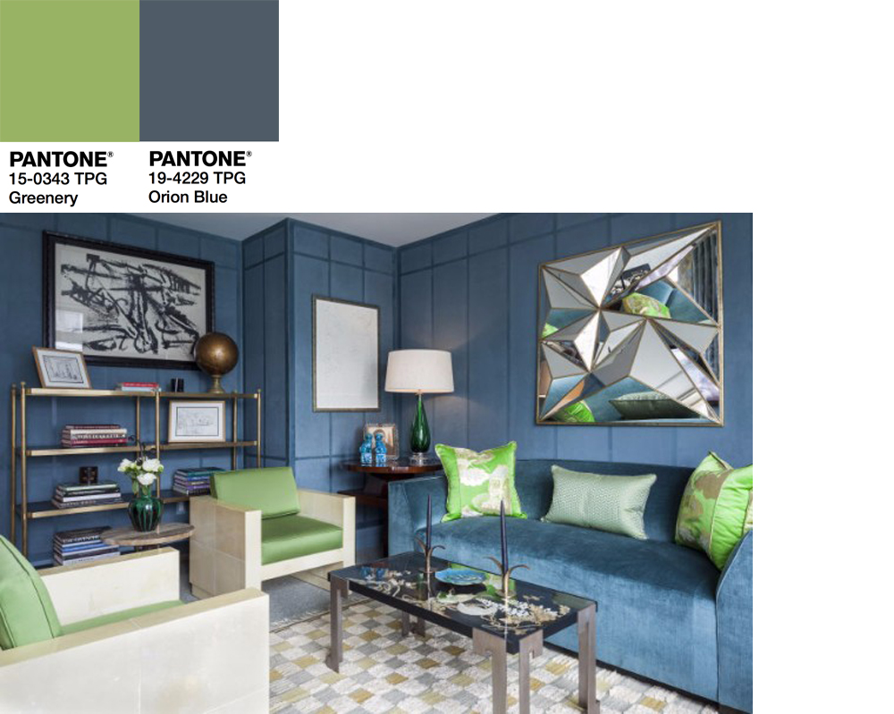 pantone colors for your home