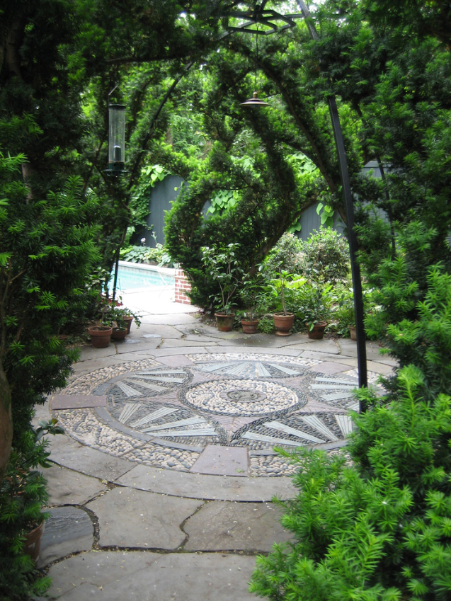 Meditation Gardens & Spaces
