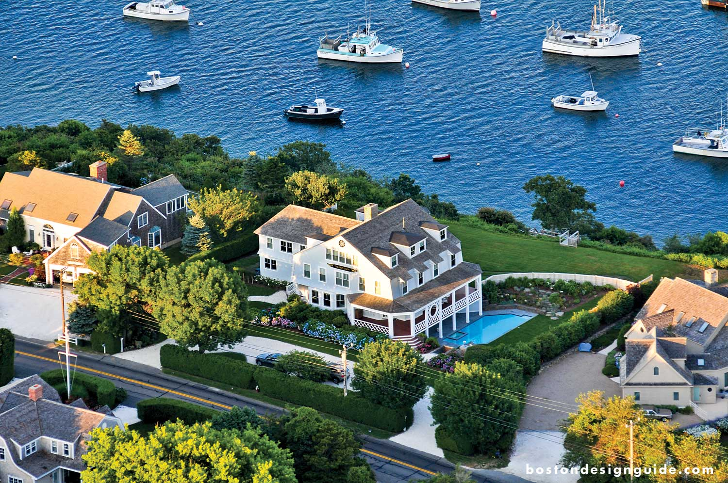 high end cape cod homes