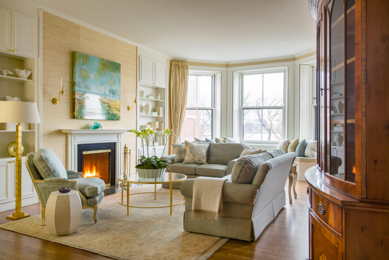 Hamilburg interiors boston design guide for New england style homes interiors