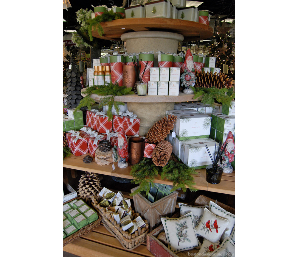 Unique holiday shopping gifts for the family boston design guide - Holiday Decorations Gifts
