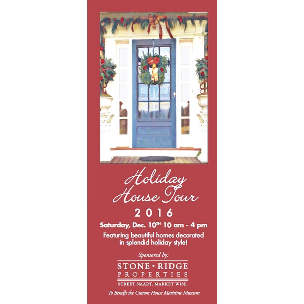 Holiday House Tour Newburyport