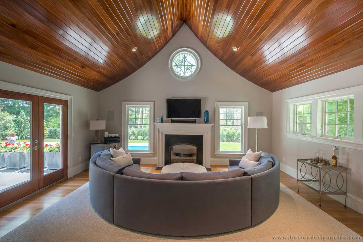 Spectacular Home Ceilings Boston Design Guide