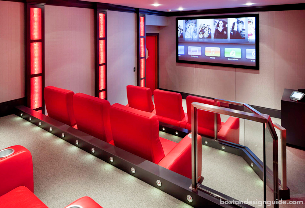 residential home movie theaters