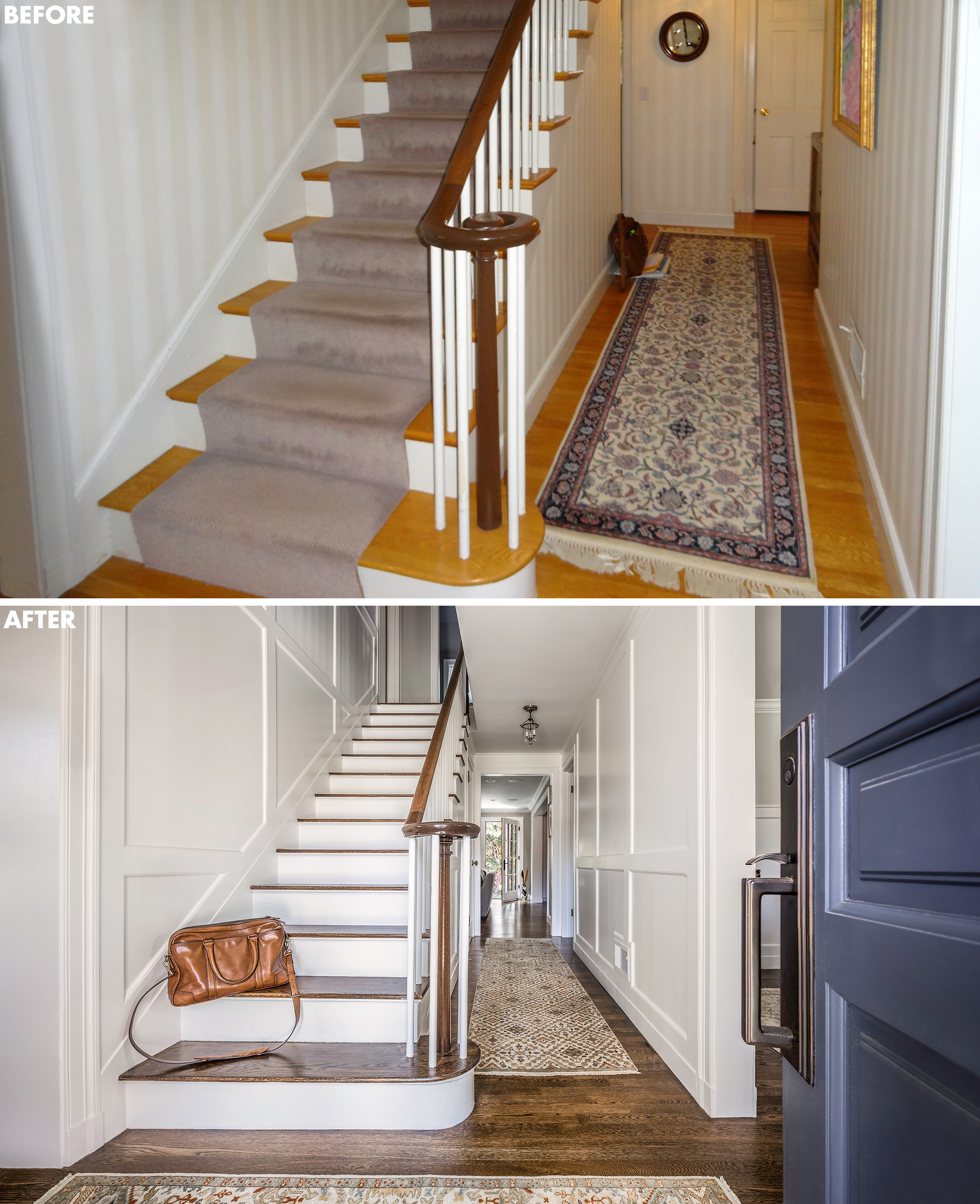 home renovation in New England