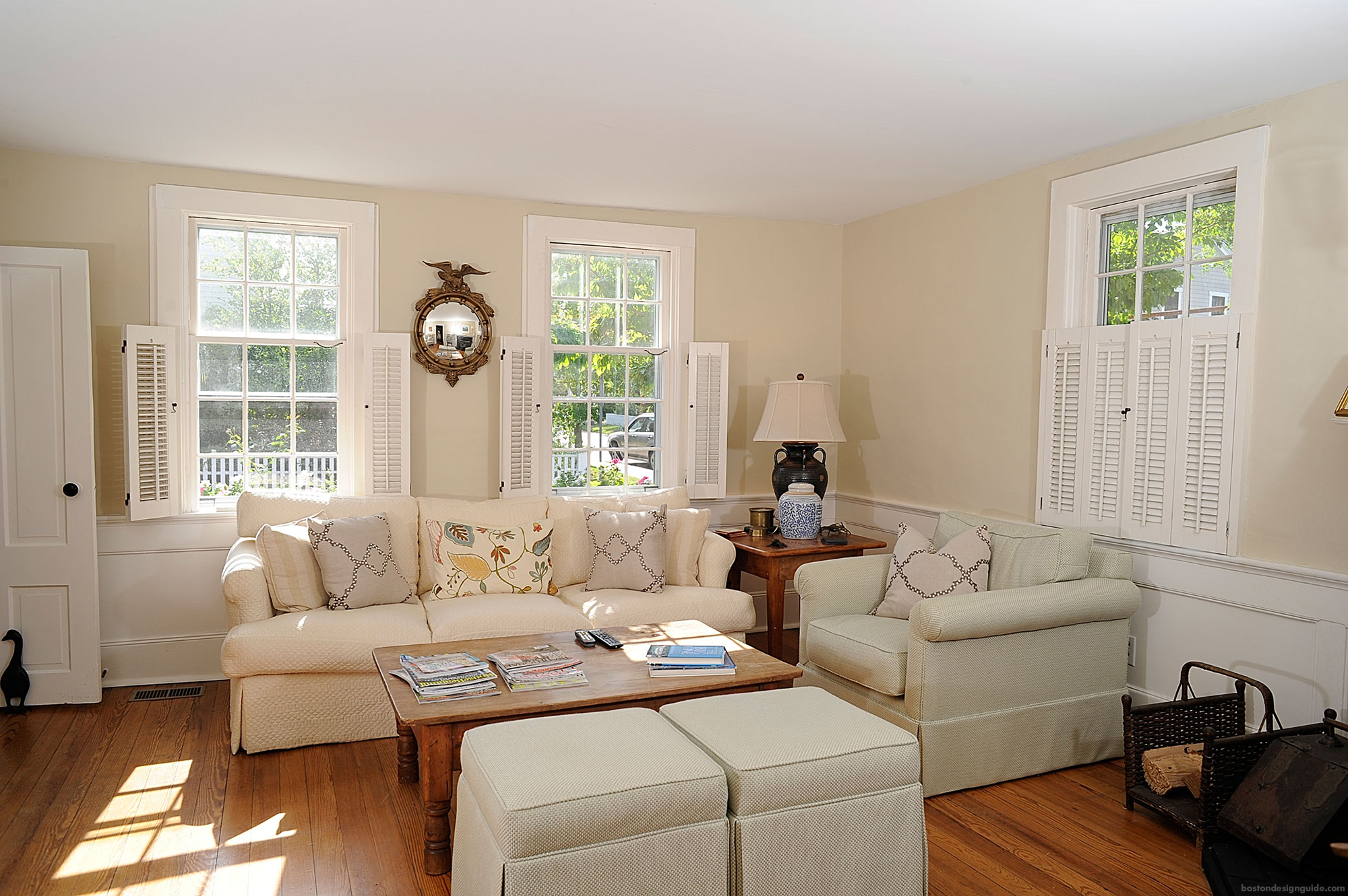 professional home makeover in New England