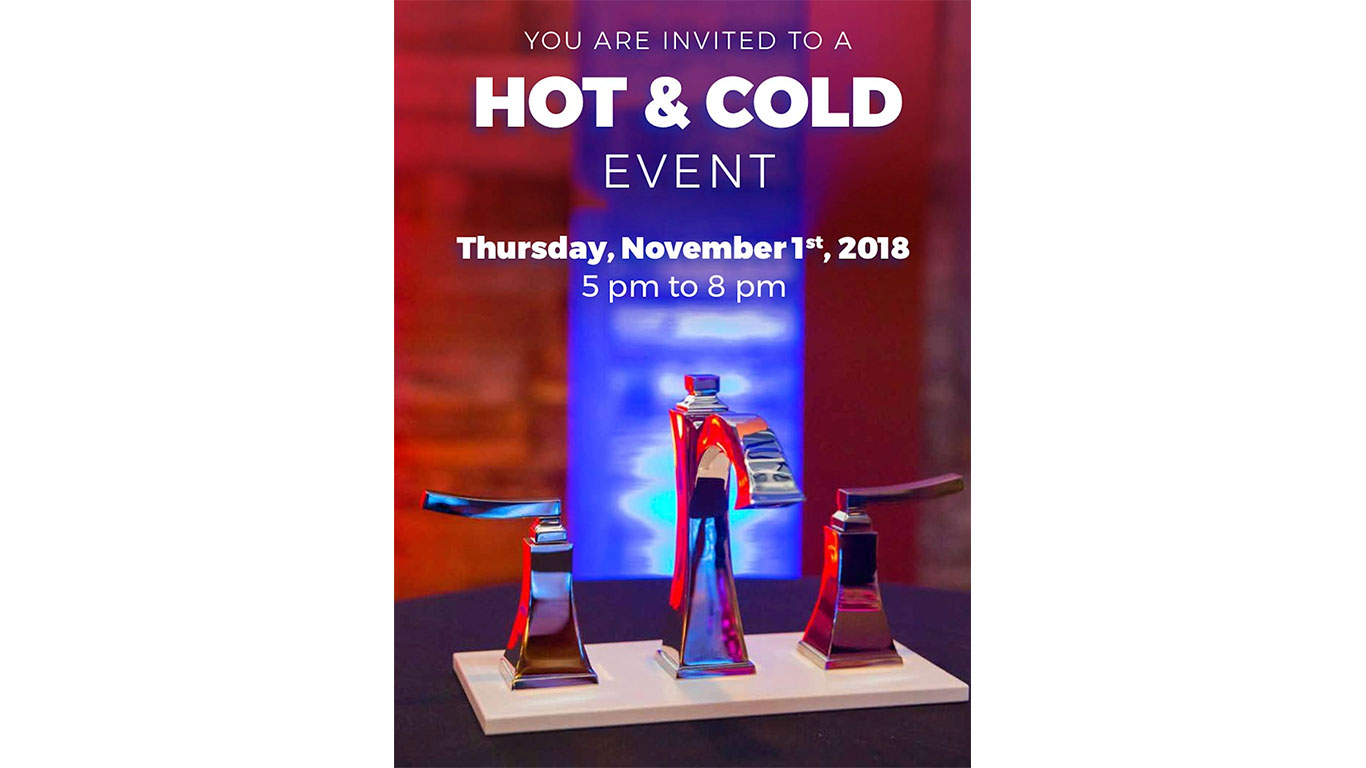 Hot & Cold Event at The Inspired Bath