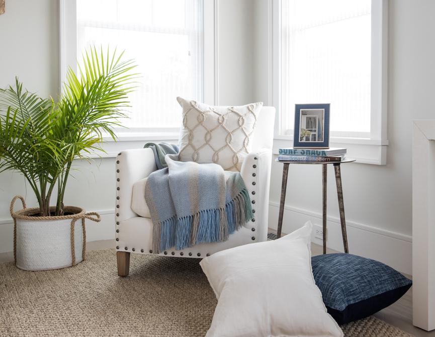 Nantucket Looms Interior Design