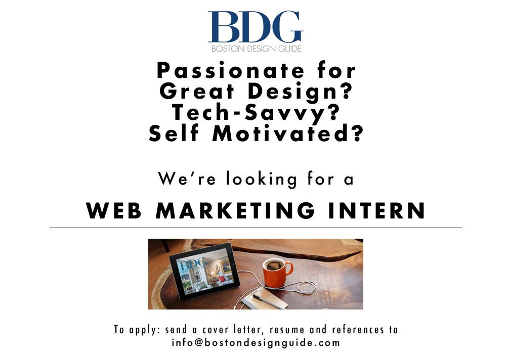 BDG Internship