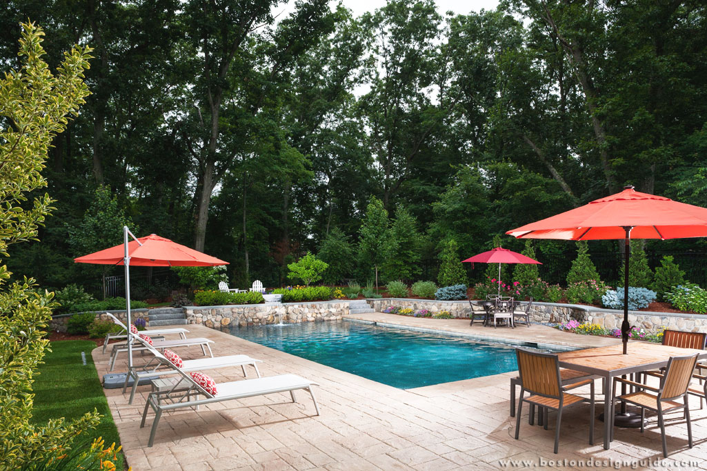 Boston design guide for Pool design jackson ms