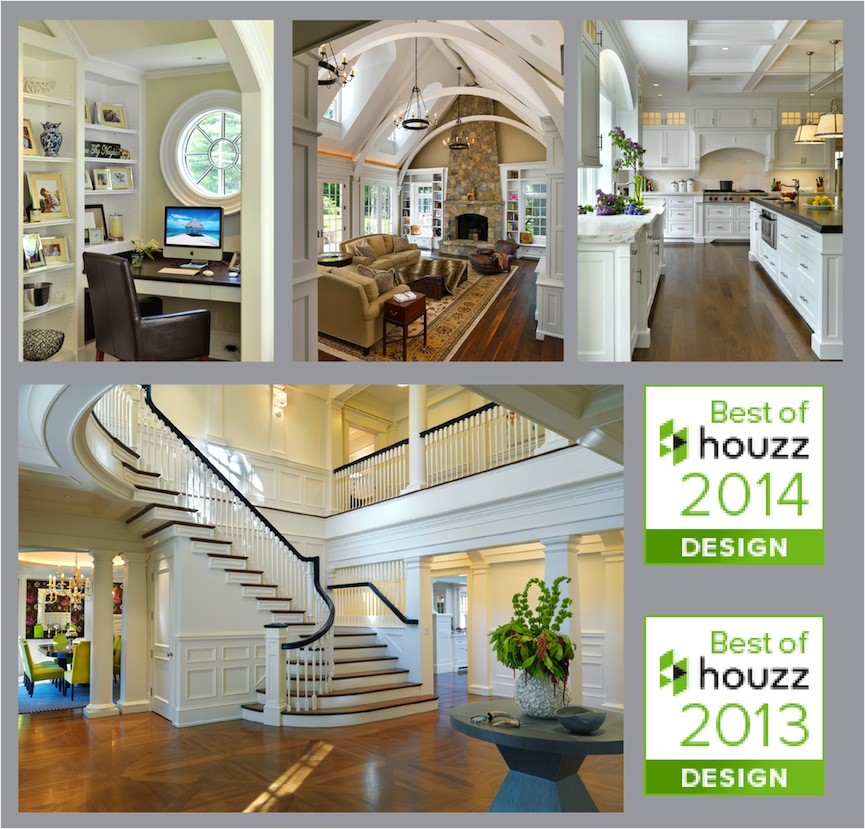Houzz awards jan gleysteen architects for best of houzz for Houzz it