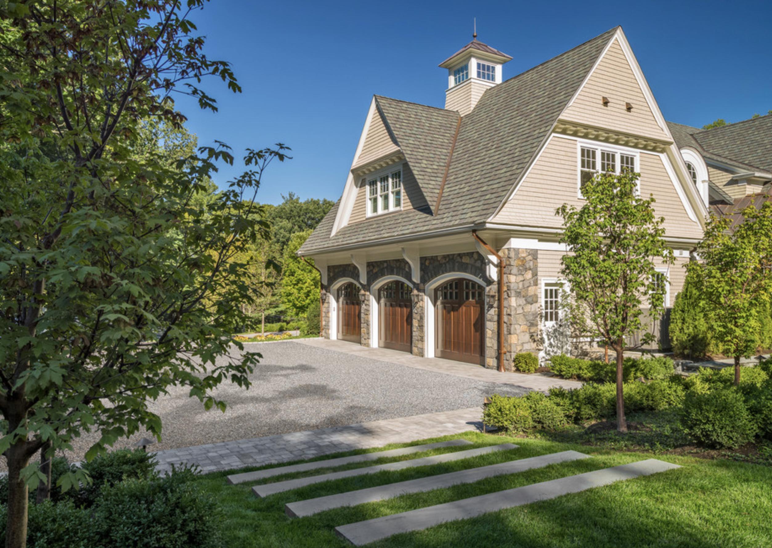 Fine home architecture