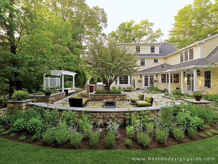 Residential Landscape Design Courses With Karen Sebastian Boston
