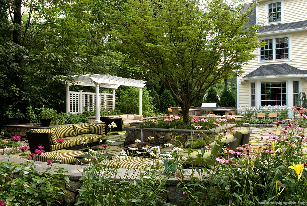 Landscape design and architecture professionals in New England