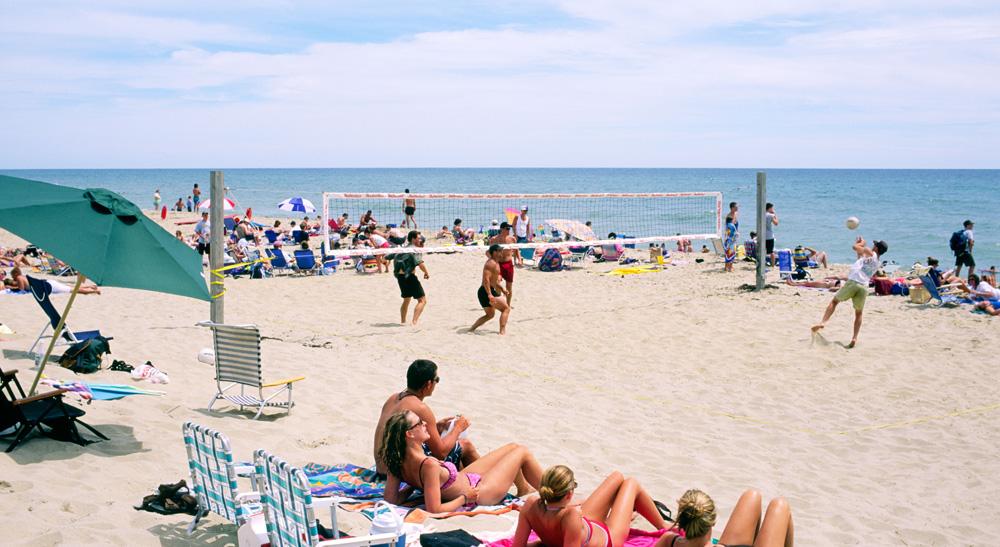 Hyannis' Kalmus Beach