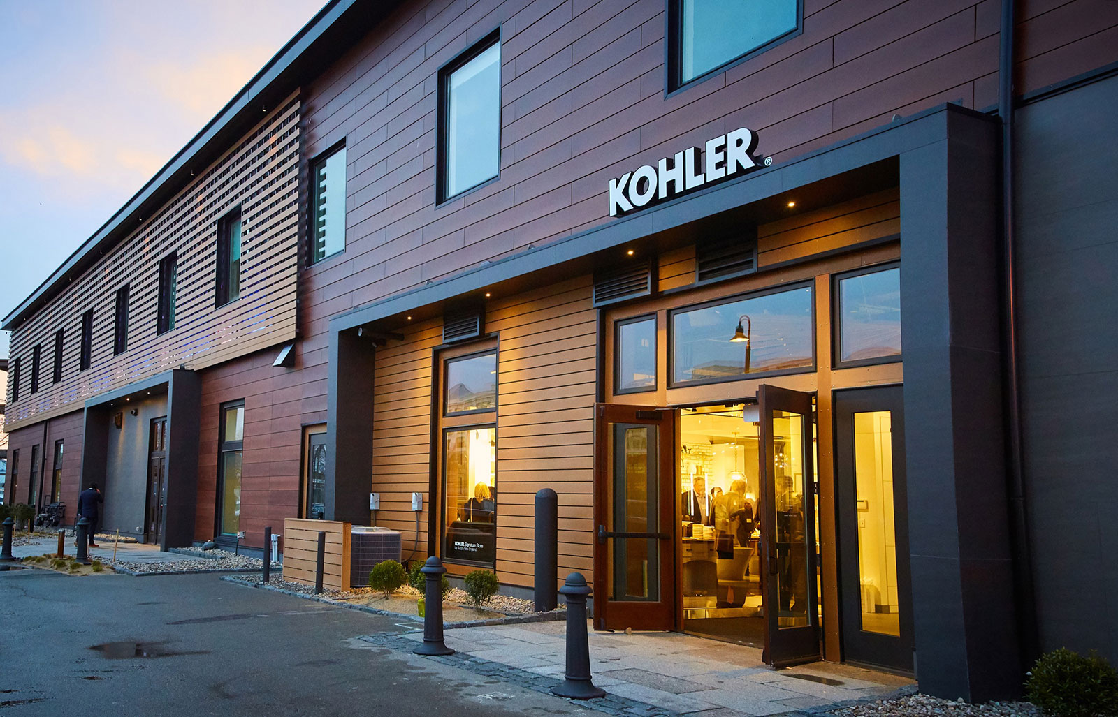 Kohler Signature Store's Boston Grand Opening, April 28