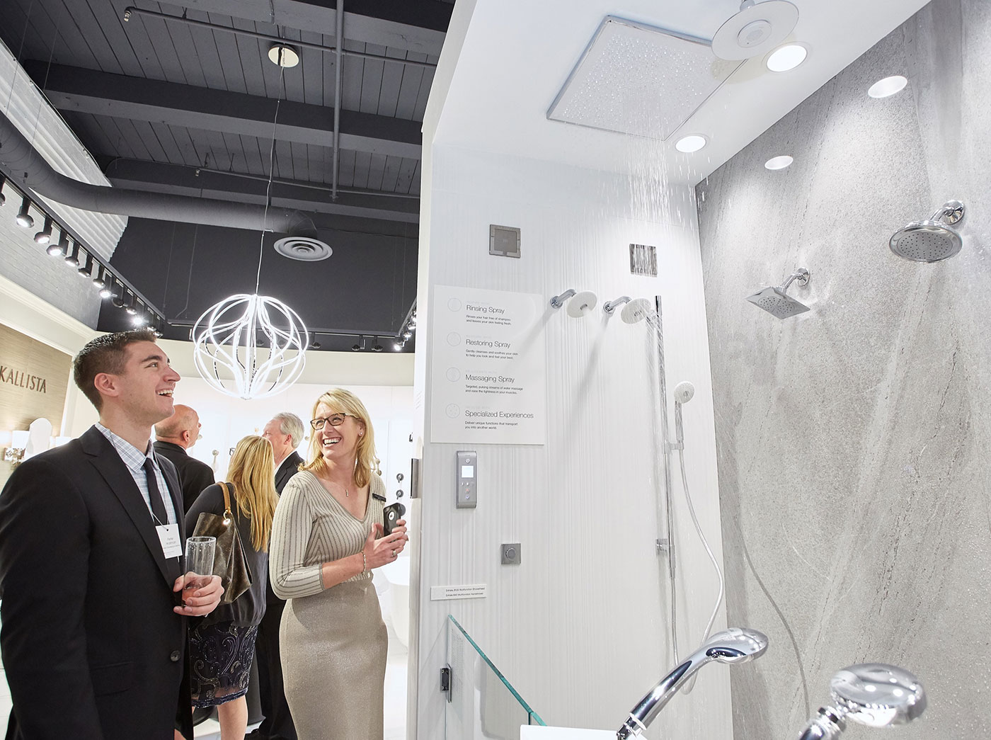 Kohler Signature Store in Boston Grand Opening