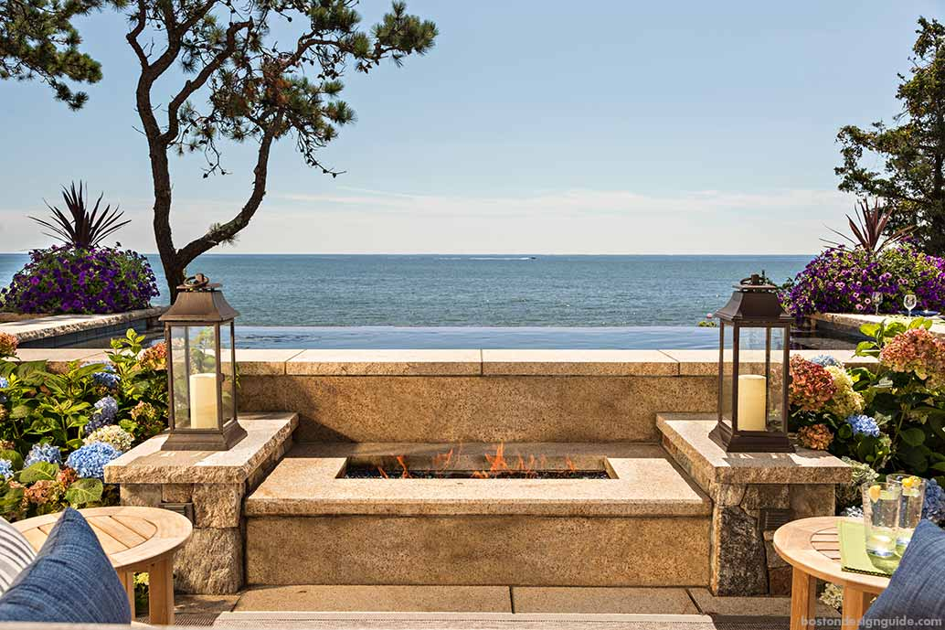 Fire water the elements for a striking landscape for Landscape design guide