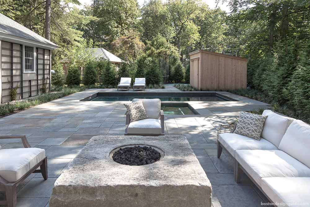 outdoor patio landscape design professionals