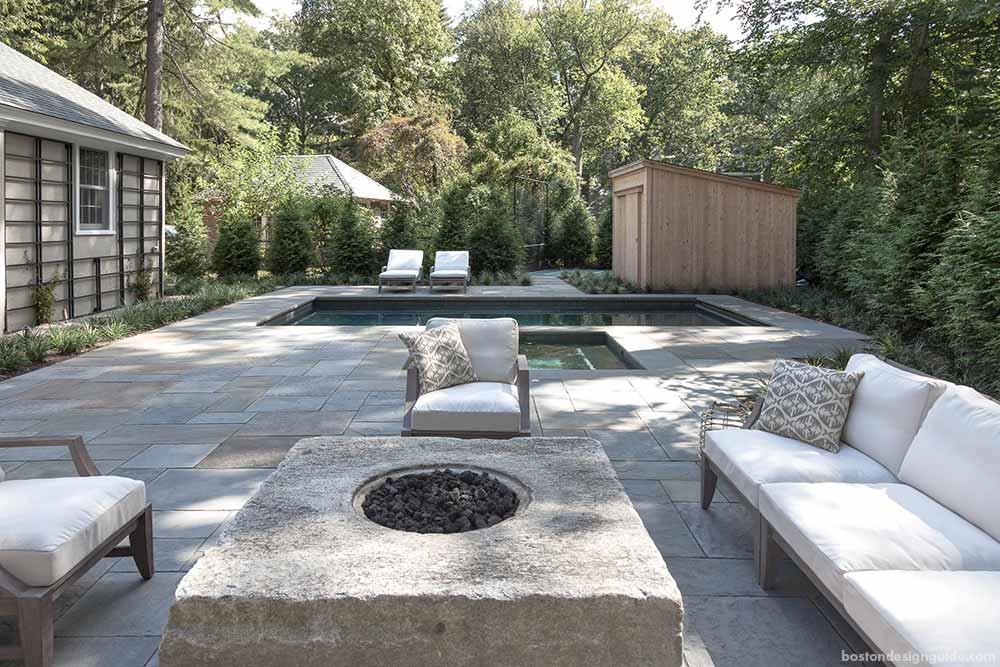 outdoor patio landscape design professionals
