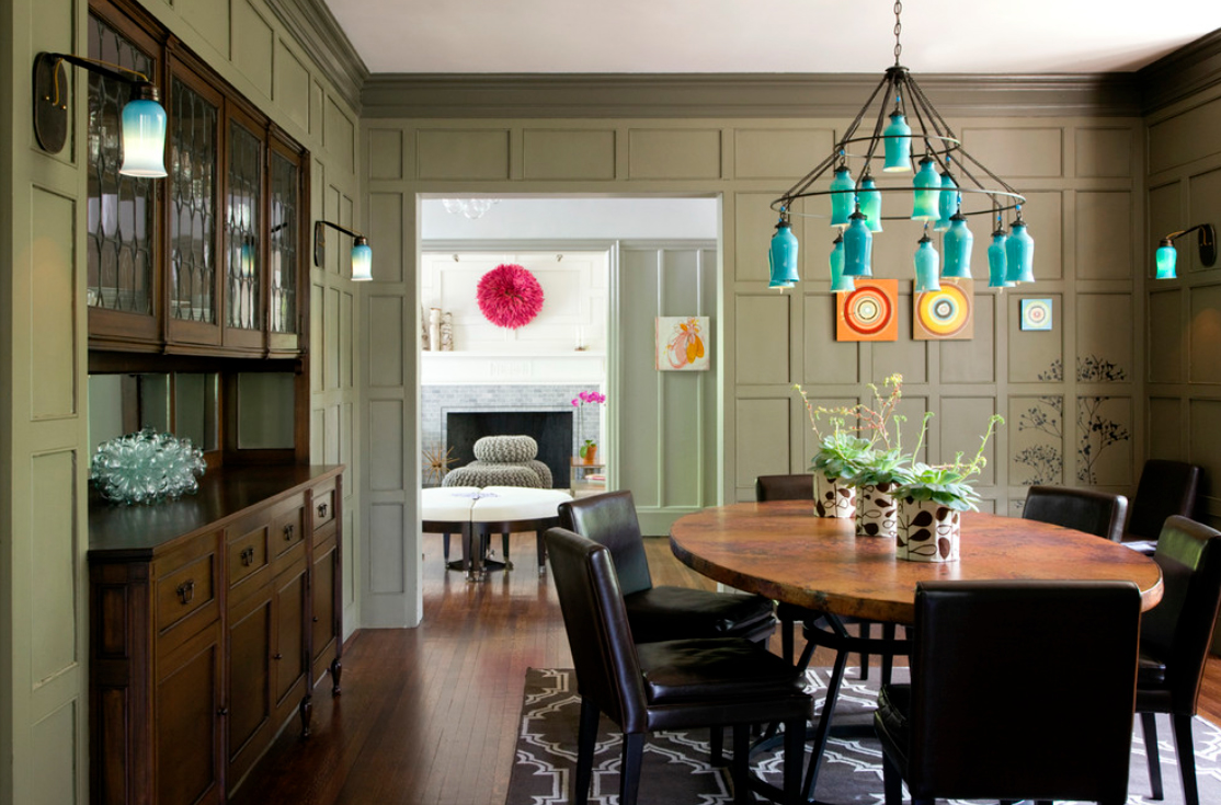 An Eclectic Modern Tudor By LDa Architecture Amp Interiors