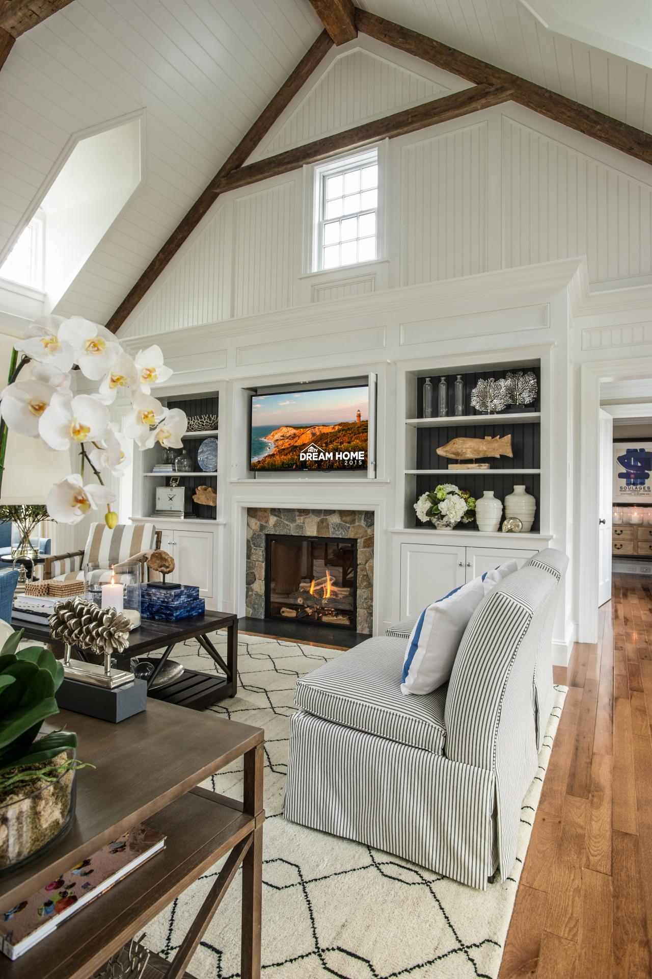 Patrick Ahearn Hgtv Dream Home Living Room Boston Design