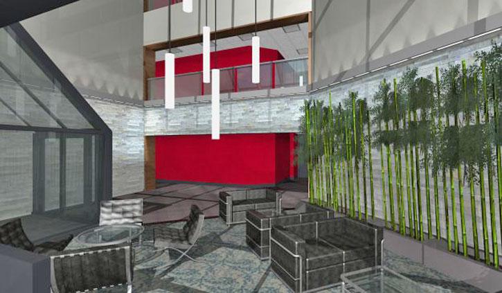 Catalano Architects Redesigns Office Building Boston Design Guide