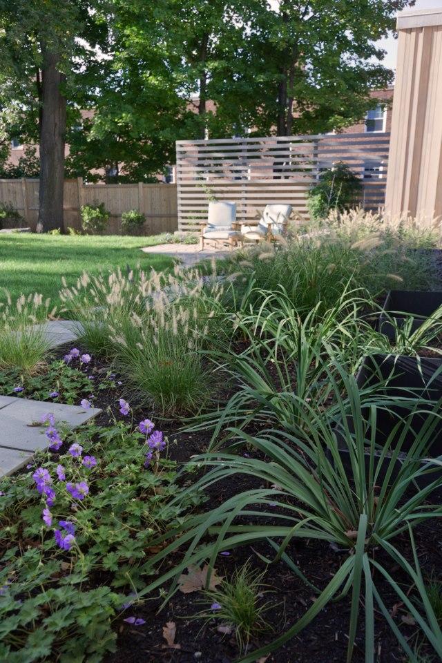 Matthew cunningham landscape design wins apld gold awards for Garden design back issues