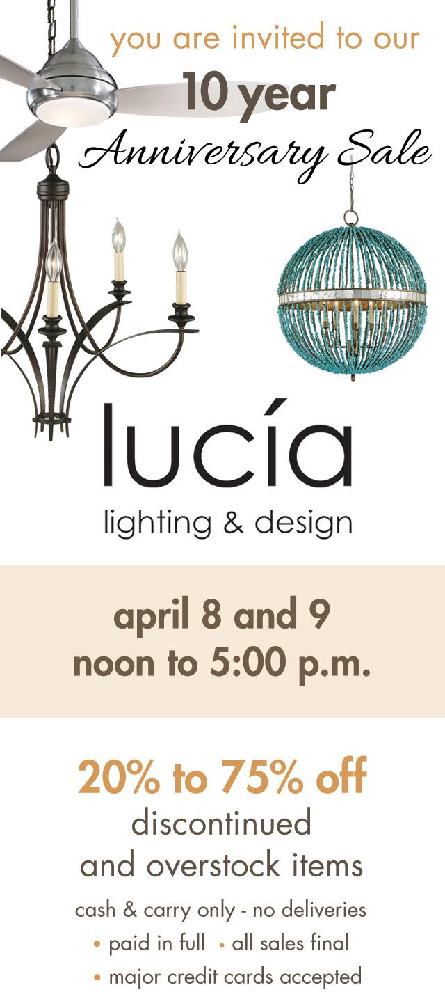 Lucía Lighting & Design