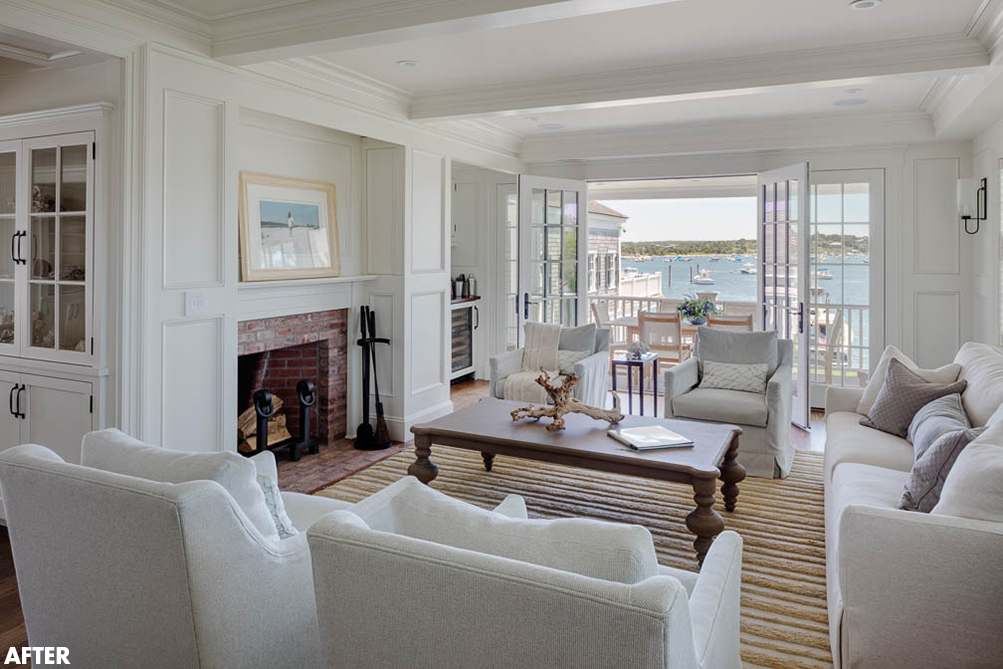 High-end homes in New England, Martha's Vineyard, Cape Cod