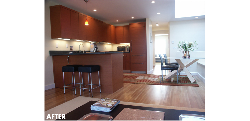 kitchen makeovers and renovation in New England