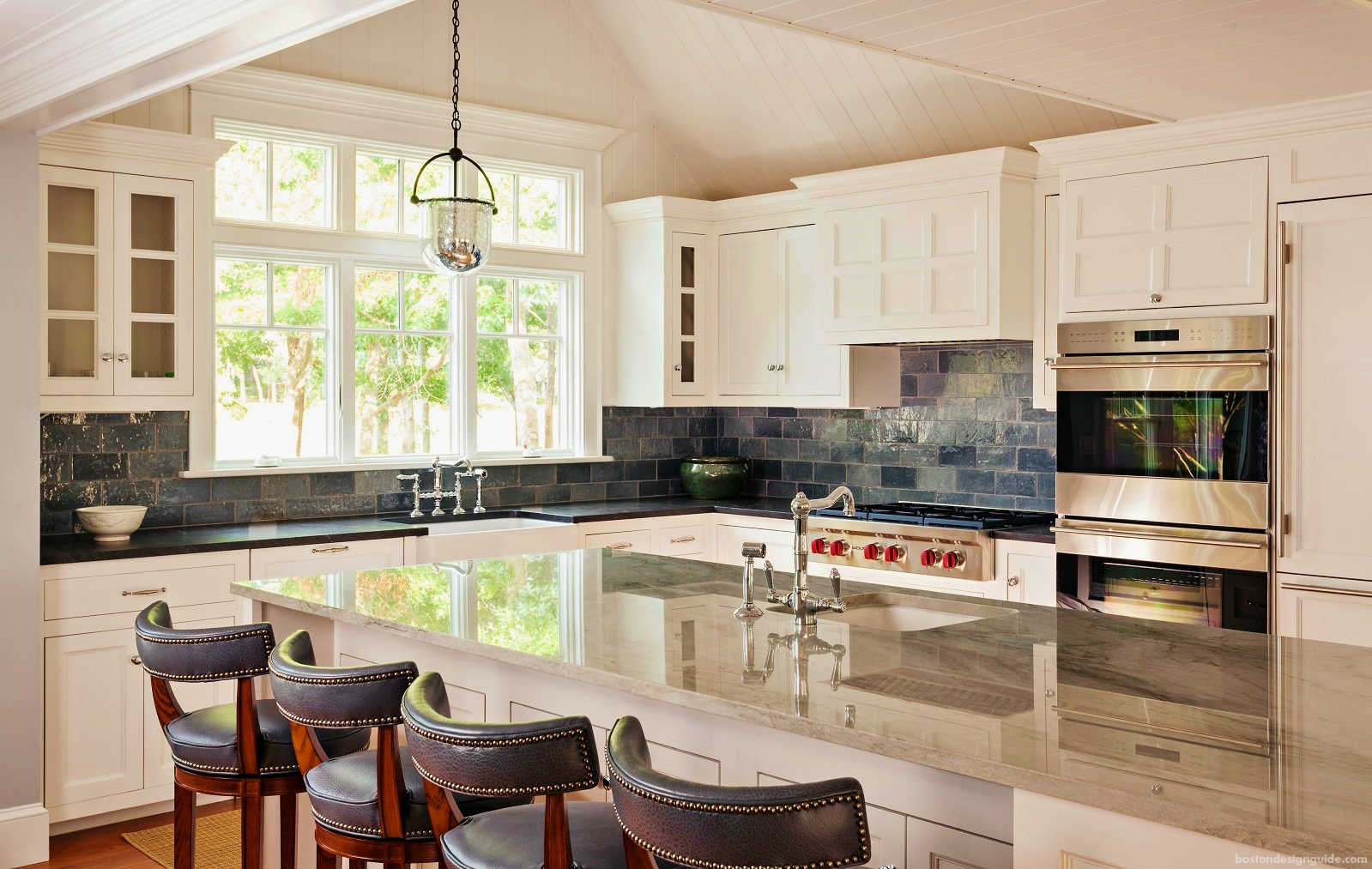 kitchen design/build construction on the Cape and Islands