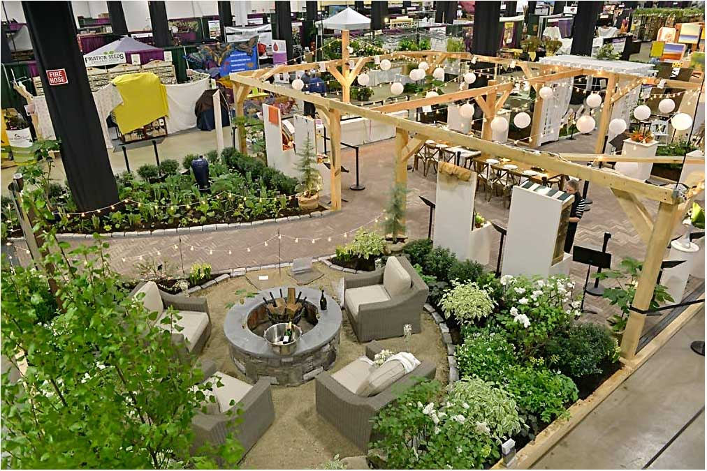 Massachusetts Horticultural Society at the Boston Flower and Garden Show