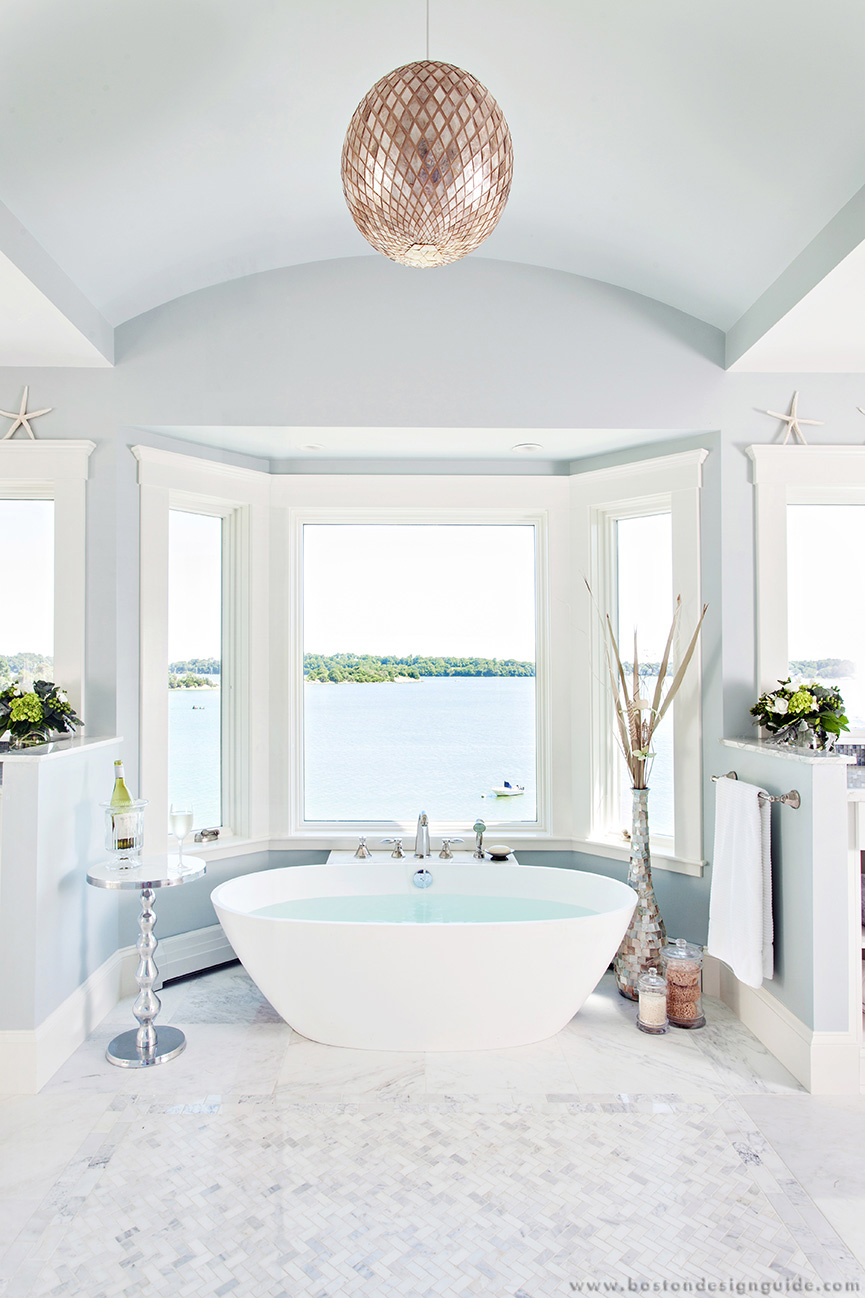 How To Complete the Calm Retreat in Your Master Bath | Boston Design ...