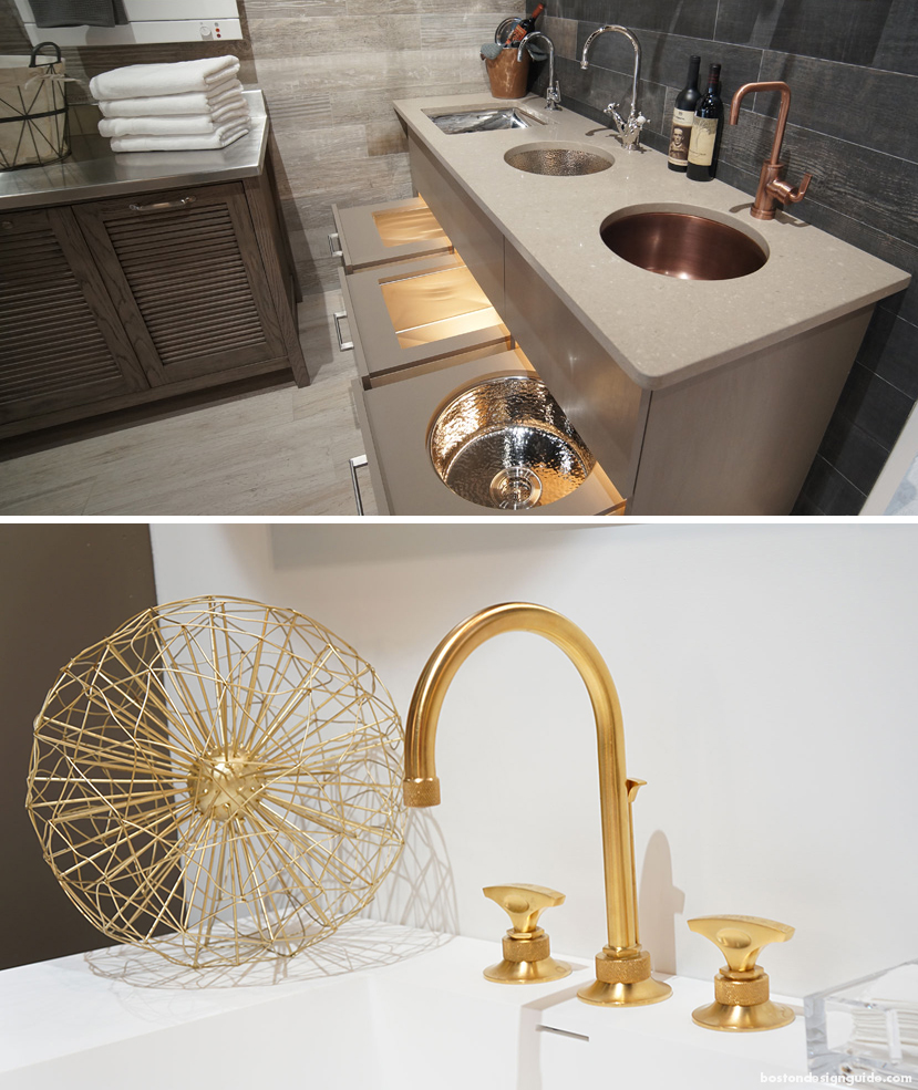 Metallic Details Boston Design Guide