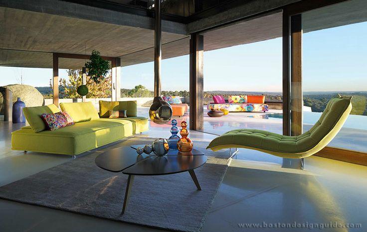 Roche Bobois Contemporary Interior Design In Boston Natick Ma Boston Design Guide