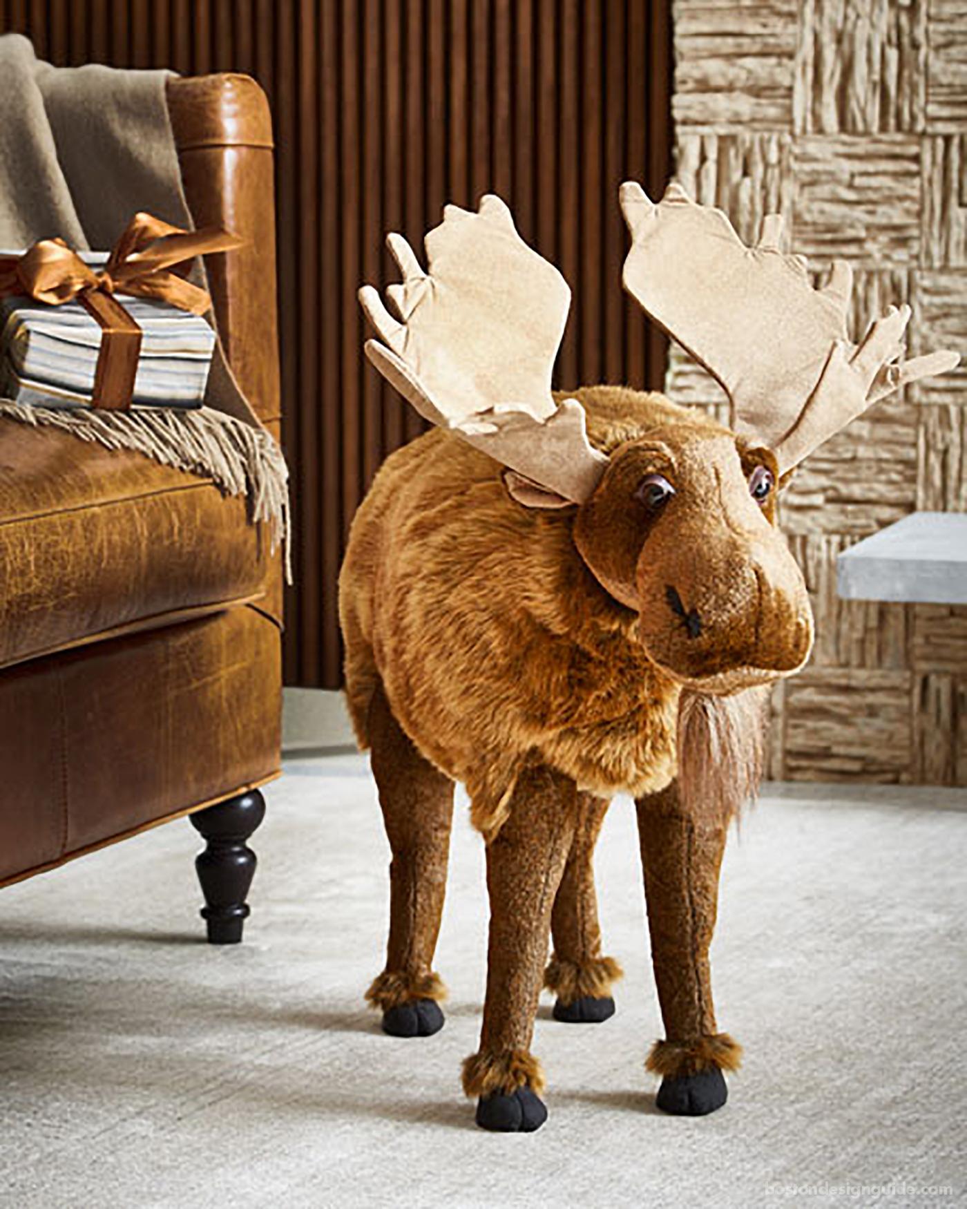 Moose Footrest