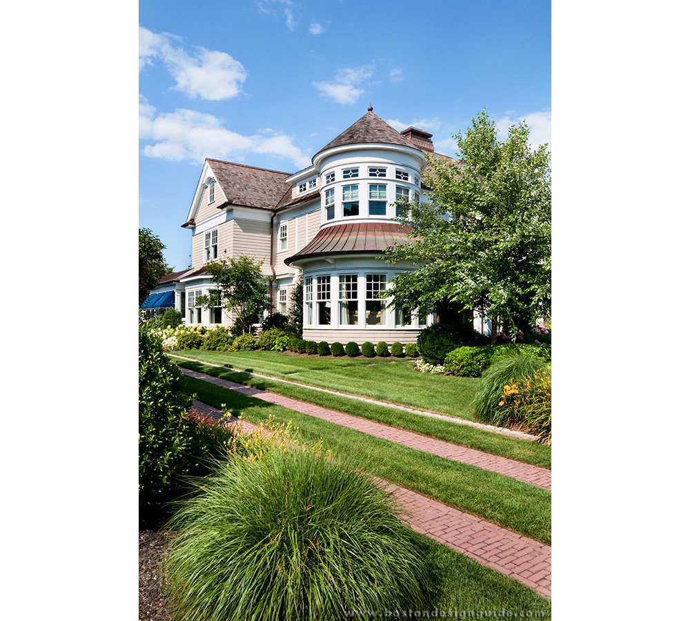 New England luxury homes