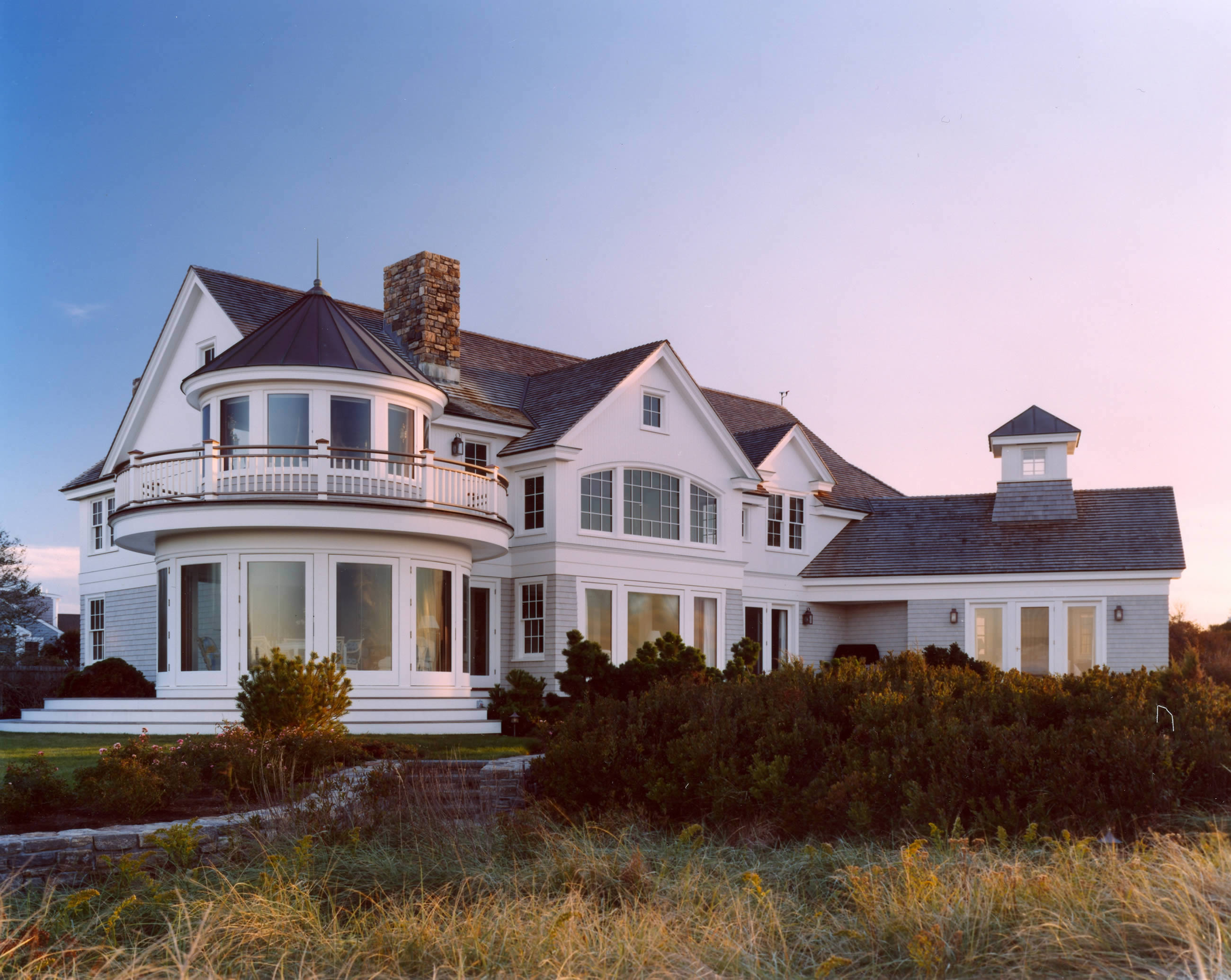 Luxury homes on Cape Cod