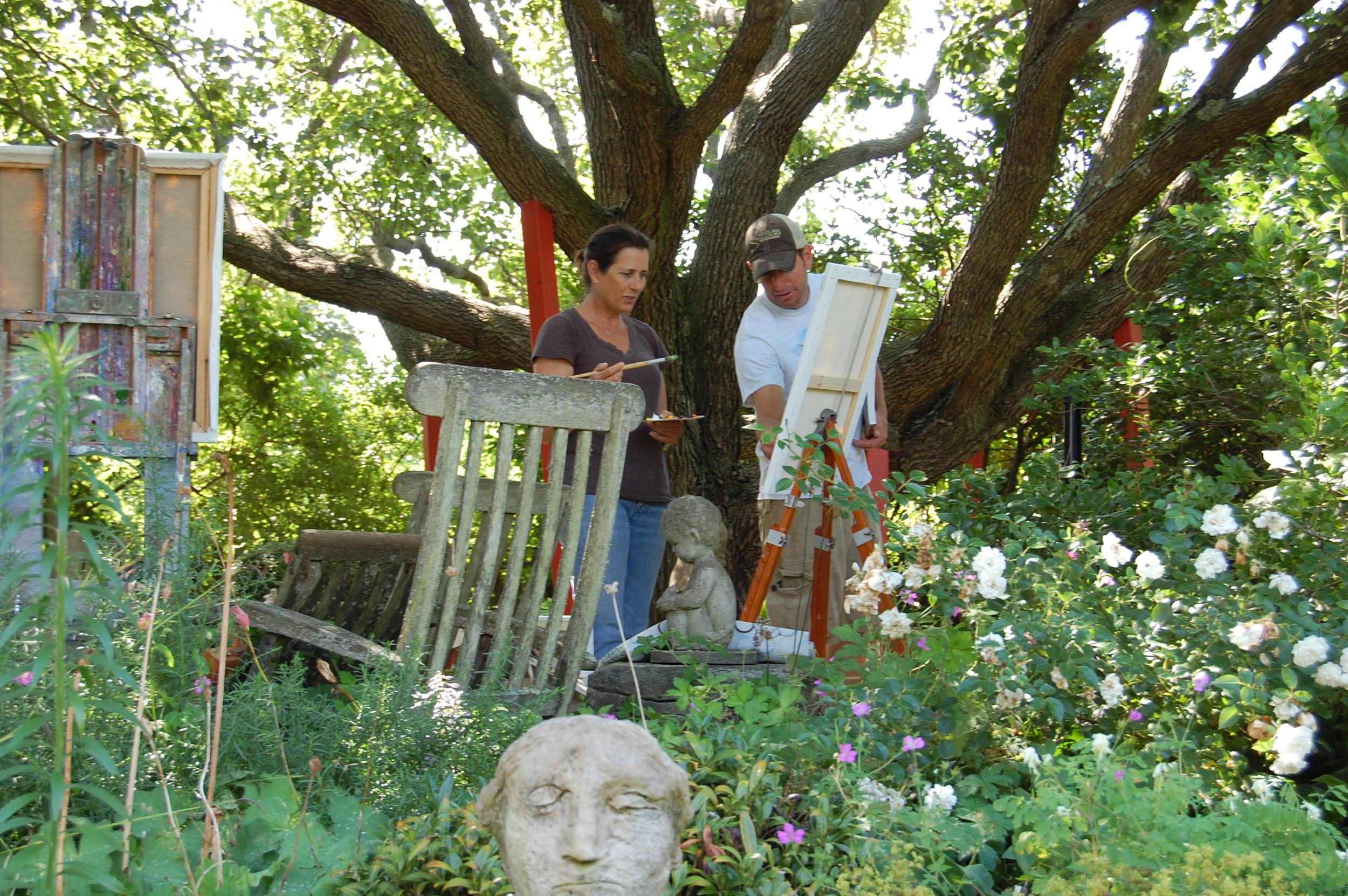 painting workshops in Nantucket