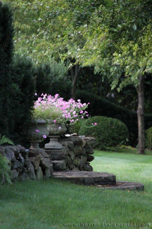 Garden Design New England new england garden ornaments