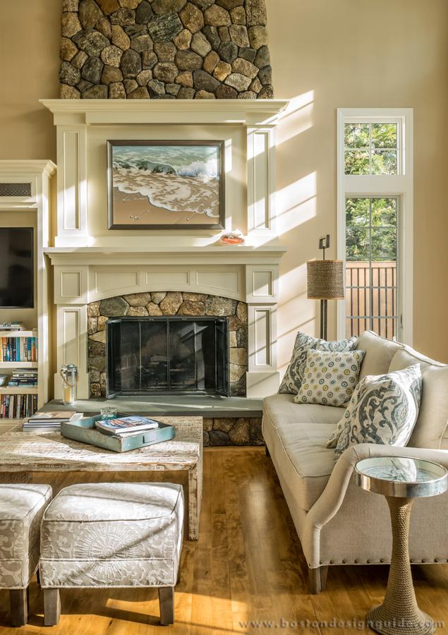 New england lifestyles design award winning interior for Award winning interior design websites