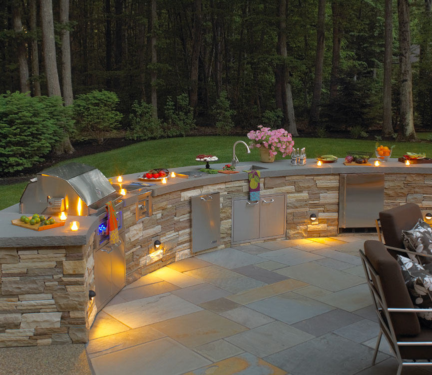 Architectural Stone And Landscape Design Magazine